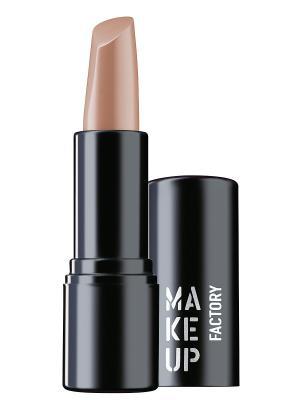Основа для макияжа губ Make up factory. Цвет: бежевый