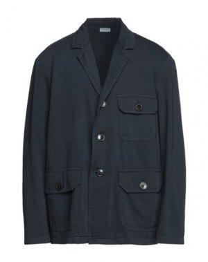 Пиджак DRIES VAN NOTEN. Цвет: темно-синий