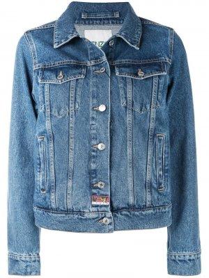 Классическая джинсовая куртка Kenzo