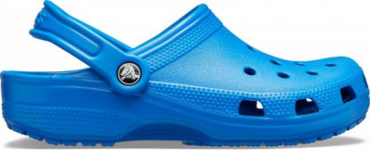 Шлепанцы Classic, размер 40-41 Crocs. Цвет: синий