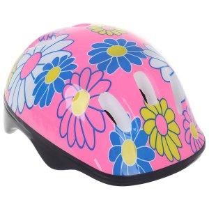 Шлем защитный ot-sh6 детский, размер s (52-54 см), цвет розовый ONLITOP