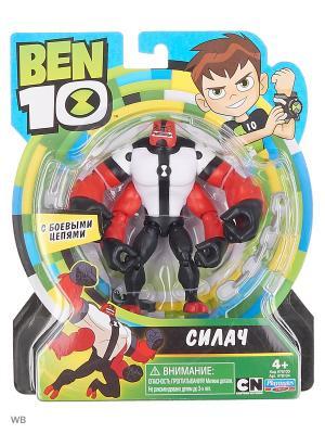 Ben 10 Фигурка 12.5 см, Силач. Цвет: черный, белый, красный