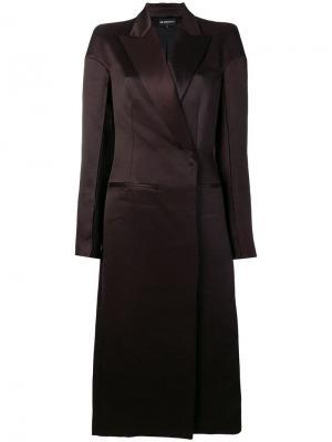 Пальто Howard Ann Demeulemeester. Цвет: розовый