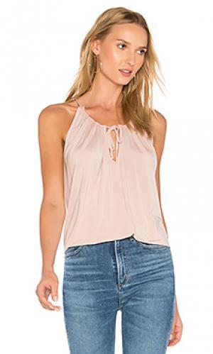 Майка breeze YFB CLOTHING. Цвет: розовый