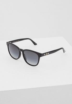 Очки солнцезащитные Gucci GG0232SK001. Цвет: черный