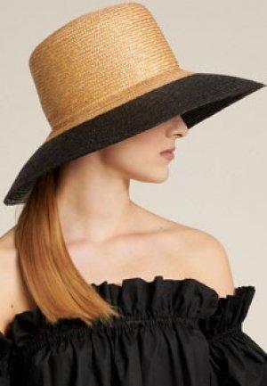 Шляпа LUISA SPAGNOLI. Цвет: бежевый