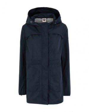Легкое пальто COLMAR. Цвет: темно-синий
