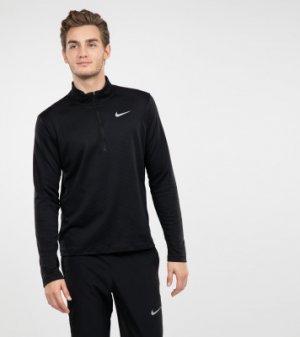 Олимпийка мужская Pacer, размер 52-54 Nike. Цвет: черный