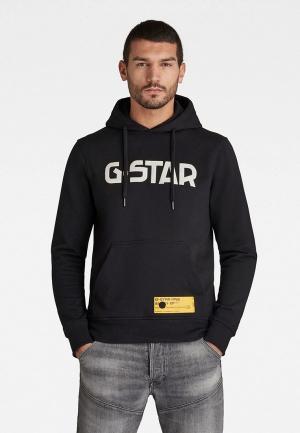 Худи G-Star. Цвет: черный