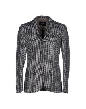 Пиджак SEVENTY SERGIO TEGON. Цвет: черный