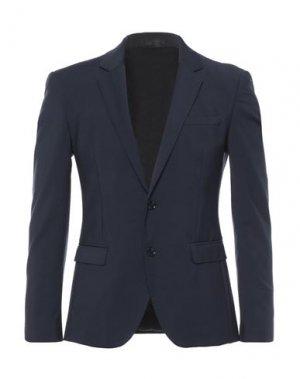 Пиджак TRUSSARDI. Цвет: темно-синий