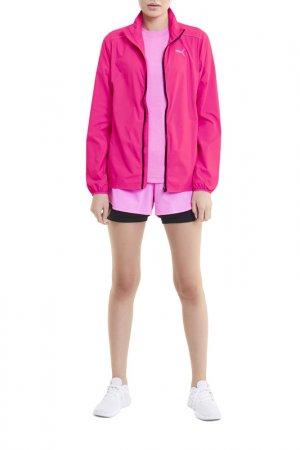 Ветровка Ignite Wind Jacket Puma. Цвет: розовый