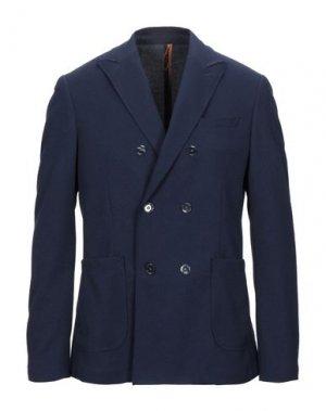 Пиджак BL.11 BLOCK ELEVEN. Цвет: темно-синий