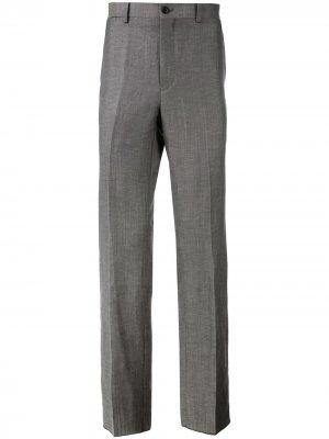 Классические брюки чинос Kent & Curwen. Цвет: серый