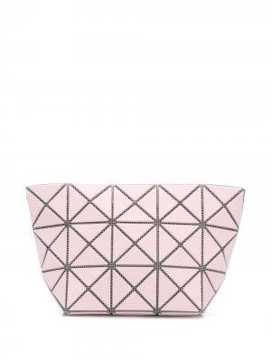 Клатч Prism Bao Issey Miyake. Цвет: розовый