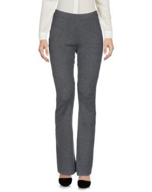 Повседневные брюки ALESSANDRO. Цвет: стальной серый