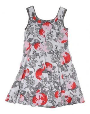 Платье ELIANE ET LENA. Цвет: белый