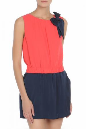Платье b2. Цвет: красный