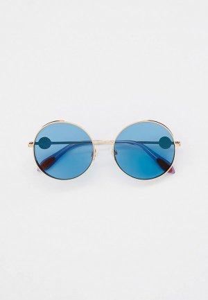 Очки солнцезащитные Baldinini BLD 2132 MF 302. Цвет: золотой