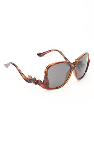 Солнцезащитные очки Moschino. Цвет: none