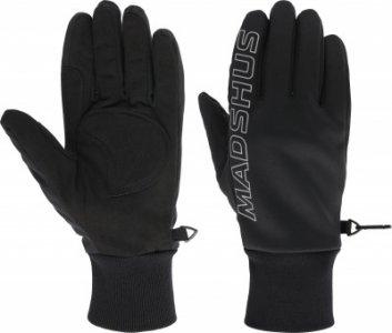 Перчатки , размер 9 Madshus. Цвет: черный