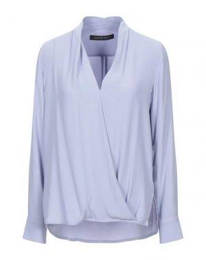 Блузка FRANCESCA PICCINI. Цвет: сиреневый