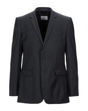 Пиджак SANDRO. Цвет: стальной серый