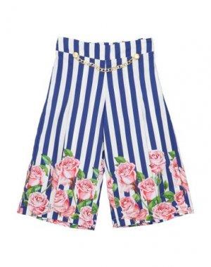 Повседневные брюки LOREDANA. Цвет: синий