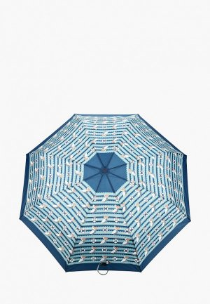 Зонт складной Goroshek. Цвет: голубой