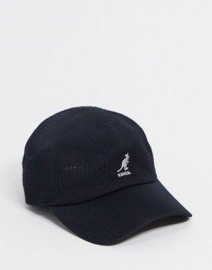 Черная бейсболка -Черный цвет Kangol