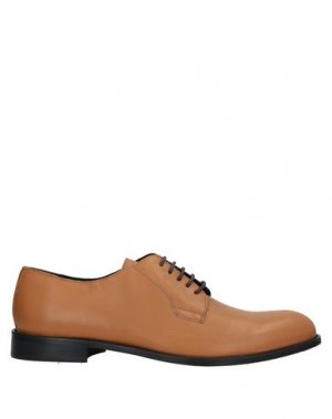 Обувь на шнурках BRUNO MAGLI. Цвет: желто-коричневый