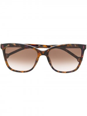 828 square-frame sunglasses Ch Carolina Herrera. Цвет: нейтральные цвета