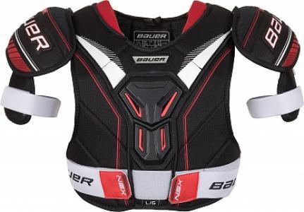 Защита торса хоккейная NSX Bauer. Цвет: черный