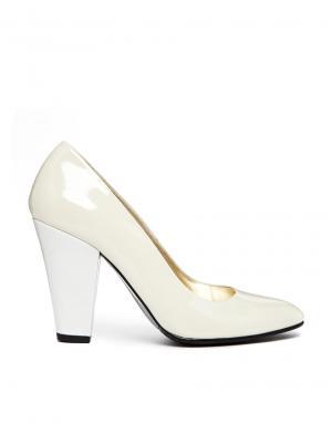 Кожаные туфли-лодочки Gardenia. Цвет: boemia/kodiak