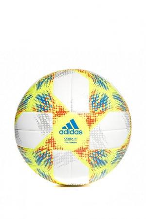 Мяч CONEXT19 TTRN adidas. Цвет: белый
