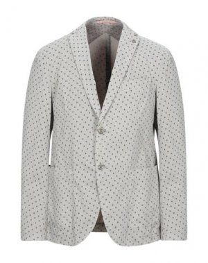 Пиджак MASSIMO REBECCHI. Цвет: светло-серый
