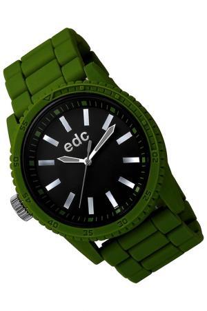 Часы EDC by Esprit. Цвет: зеленый