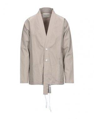 Пиджак CORELATE. Цвет: хаки
