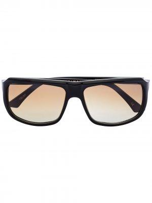 Солнцезащитные очки Terry Kirk Originals. Цвет: черный