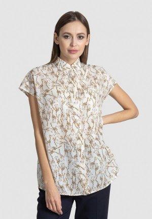 Рубашка Энсо. Цвет: белый