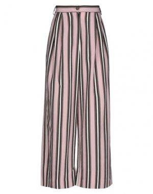 Повседневные брюки ALVIERO MARTINI 1a CLASSE. Цвет: пастельно-розовый