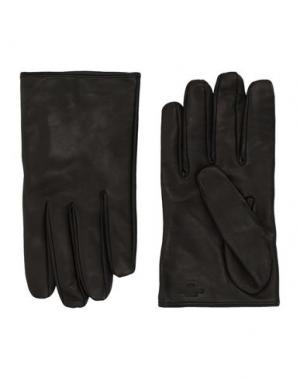 Перчатки RED(V). Цвет: черный