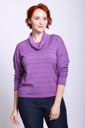Пуловер Eugen Klein. Цвет: сиреневый