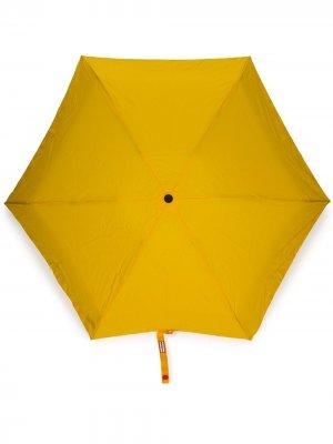 Компактный зонт Hunter. Цвет: желтый