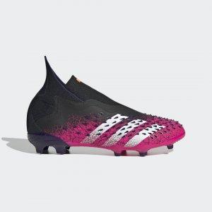 Футбольные бутсы Predator Freak+ FG Performance adidas. Цвет: черный