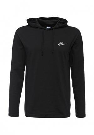 Худи Nike MENS SPORTSWEAR HOODIE. Цвет: черный