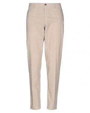 Повседневные брюки HENRY COTTON'S. Цвет: песочный
