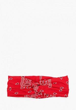 Бандана Mavi HEADBAND. Цвет: красный