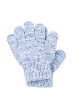 Перчатки, 2 пары PlayToday. Цвет: темно-синий, серый