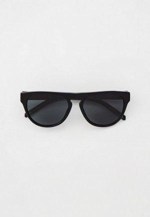 Очки солнцезащитные Arnette AN4282 121187. Цвет: черный